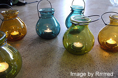 Coloured Lanterns