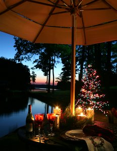 Outdoor Lighting Ideas For A Romantic Picnic